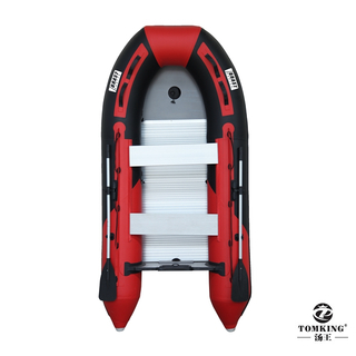 Inflatable Speed boat, Rigid inflatable boat,aluminum floor 6.0M TK-RIB-600