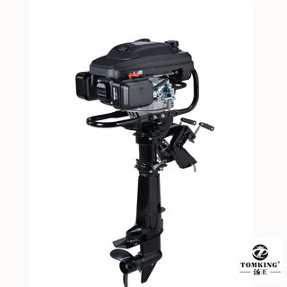 Air-cooled Outboard Motor Zongshen Engine 7.5HP 4-stroke TK139FGR Gasoline Outboard Motor with reverse gear