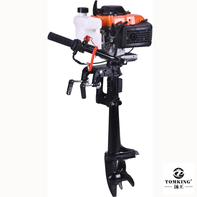 Air-cooled Outboard Motor 2HP 4-stroke TK144FC Gasoline Outboard Motor